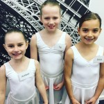 Preparatory Ballet Students