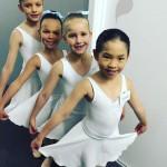 Preparatory Ballet Students 2