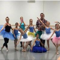 Level 3 Ballet Group