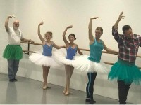 Level 3 Ballet with Parents