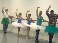 Level 3 Ballet with Parents